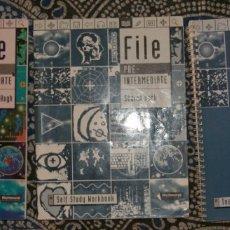 Libros de segunda mano: FILE PRE-INTERMEDIATE. Lote 175990735