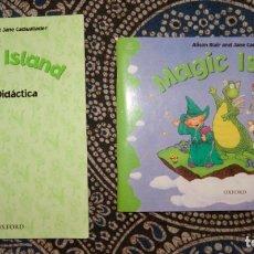 Libros de segunda mano: MAGIC ISLAND ALISON BLAIR & JANE CADWALLER. Lote 175992857