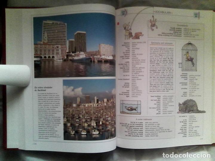 Libros de segunda mano: Curso de inglés Planeta-Agostini completo - 8 vol. + 32 cassettes + 4 estuches + 20 libros - 1990 - Foto 9 - 176061608