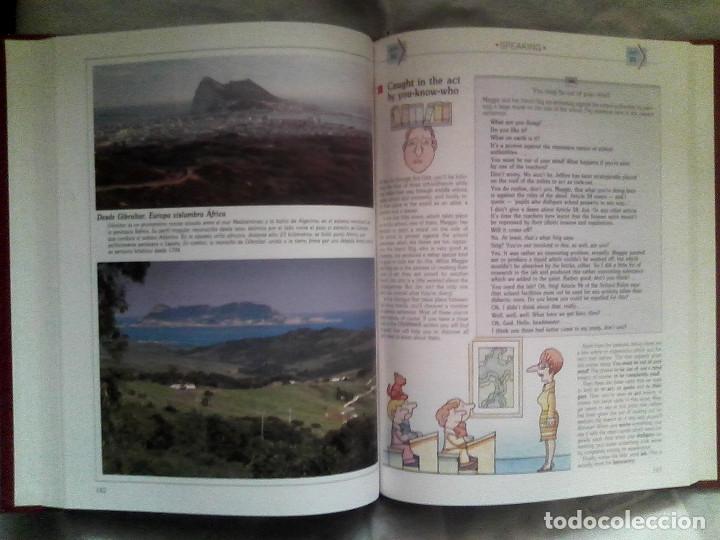 Libros de segunda mano: Curso de inglés Planeta-Agostini completo - 8 vol. + 32 cassettes + 4 estuches + 20 libros - 1990 - Foto 11 - 176061608