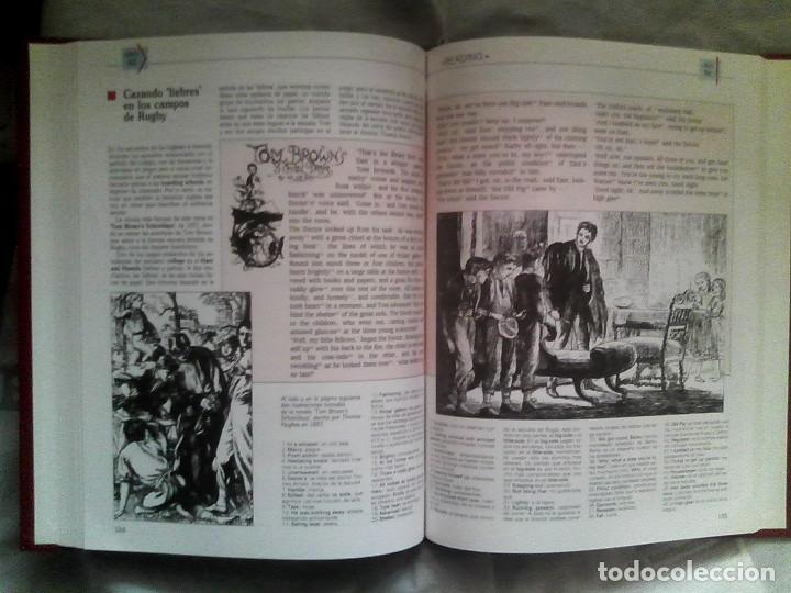 Libros de segunda mano: Curso de inglés Planeta-Agostini completo - 8 vol. + 32 cassettes + 4 estuches + 20 libros - 1990 - Foto 12 - 176061608