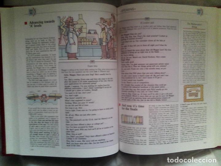 Libros de segunda mano: Curso de inglés Planeta-Agostini completo - 8 vol. + 32 cassettes + 4 estuches + 20 libros - 1990 - Foto 13 - 176061608