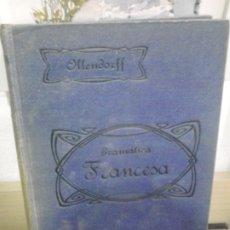 Livros em segunda mão: LMV - GRAMATICA FRANCESA. EDUARDO BENOT. Lote 176156284