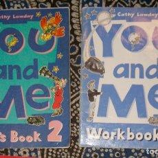 Libros de segunda mano: YOU AND ME 2 . Lote 176190969
