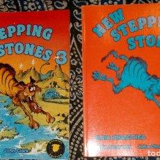 Libros de segunda mano: NEW STEPPING STONES 3 . Lote 176290283