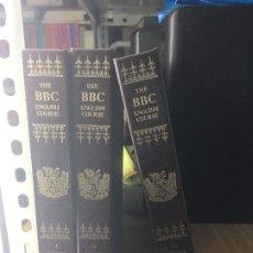 Libros de segunda mano: BBC ENGLISH COURSE : CALLING ALL BEGINNERS TRES TOMOS (1980) . Lote 176291114