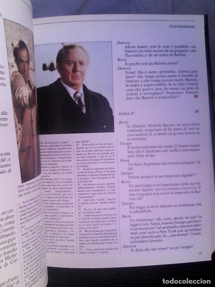 Libros de segunda mano: Curso de italiano Planeta-Agostini completo (6 tomos + 5 estuches con 36 cassetes) - Foto 17 - 177293034
