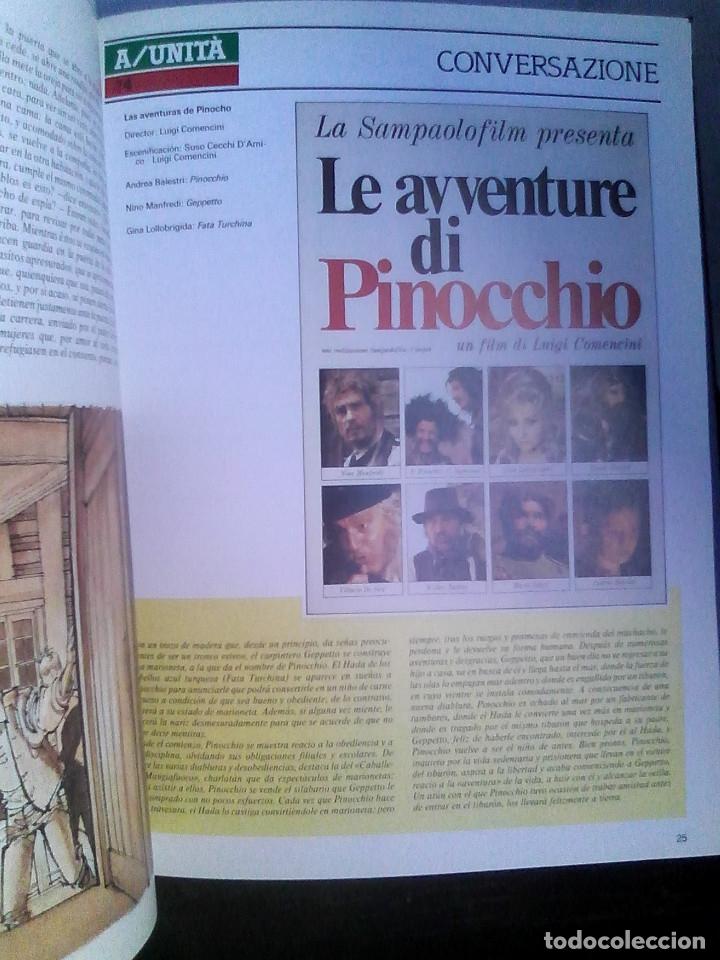 Libros de segunda mano: Curso de italiano Planeta-Agostini completo (6 tomos + 5 estuches con 36 cassetes) - Foto 16 - 177293034
