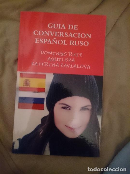 GUÍA DE CONVERSACIÓN ESPAÑOL-RUSO (Libros de Segunda Mano - Cursos de Idiomas)