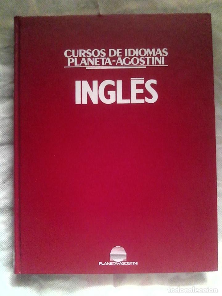 Libros de segunda mano: Curso de inglés Planeta-Agostini completo - 8 vol. + 32 cassettes + 4 estuches + 20 libros - 1990 - Foto 7 - 176061608