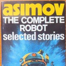 Libros de segunda mano: ASIMOV. THE COMPLETE ROBOT. SELECTED HISTORIES. COLLINS ENGLISH LIBRARY. NIVEL 2. Lote 181173162