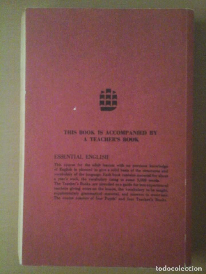 Libros de segunda mano: ESSENTIAL ENGLISH. For foreign students, Book 2 - Foto 2 - 196016966