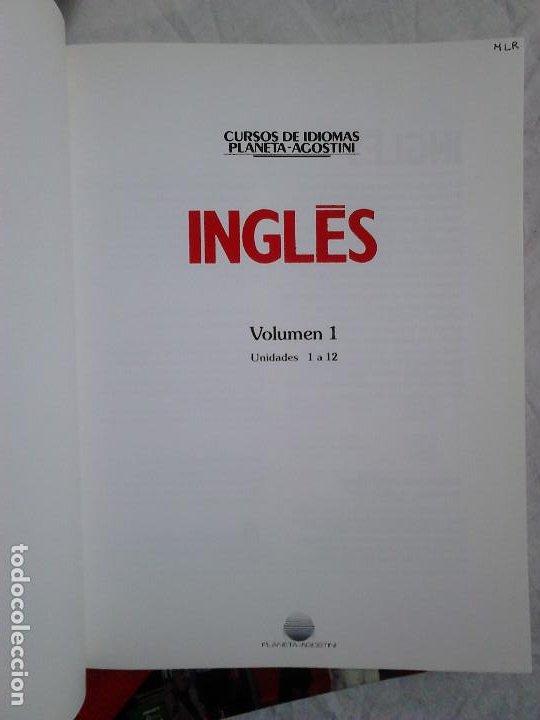 Libros de segunda mano: Curso de inglés Planeta-Agostini (1994). Completo y en perfecto estado - Foto 4 - 184182536