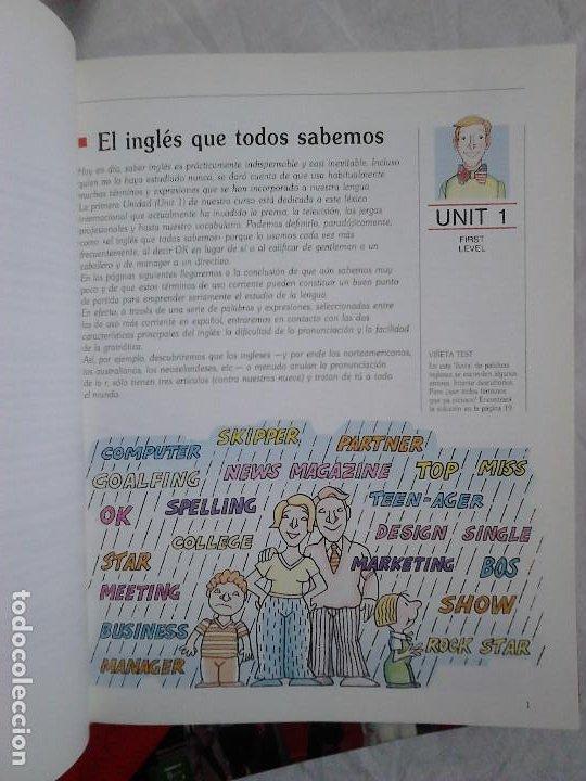 Libros de segunda mano: Curso de inglés Planeta-Agostini (1994). Completo y en perfecto estado - Foto 5 - 184182536