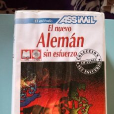 Libros de segunda mano: EL NUEVO ALEMÁN ASSIMIL . Lote 188413466