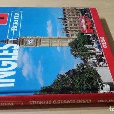 Libros de segunda mano: CURSO COMPLETO DE INGLES BERLITZ - VOL 1 - OCEANO/ I 404. Lote 189081302