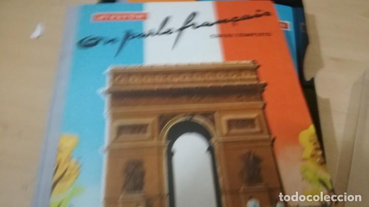 Libros de segunda mano: ON PARLE FRANCAIS - MIRAFON - CURSO COMPLETO - LIBRO + 6 DISCOS/ TXT 36 - Foto 12 - 189083178