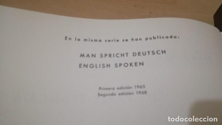 Libros de segunda mano: ON PARLE FRANCAIS - MIRAFON - CURSO COMPLETO - LIBRO + 6 DISCOS/ TXT 36 - Foto 14 - 189083178