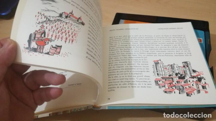 Libros de segunda mano: ON PARLE FRANCAIS - MIRAFON - CURSO COMPLETO - LIBRO + 6 DISCOS/ TXT 36 - Foto 16 - 189083178