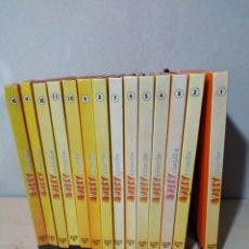 Libros de segunda mano: COLECCIÓN CURSO MULTILENGUAJE BBC MUZZY LIBRO + CD-ROM - AÑO 2005. Lote 190690488