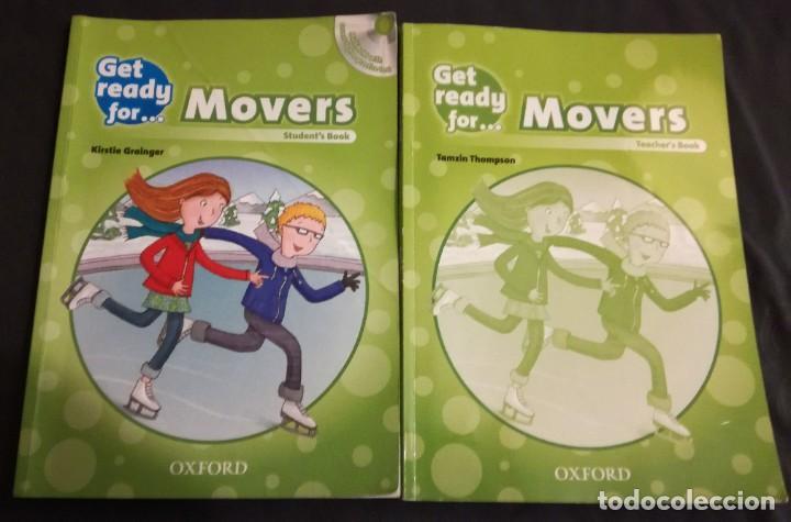 GET READY FOR MOVERS STUDENT'S BOOK + TEACHER'S BOOK (Libros de Segunda Mano - Cursos de Idiomas)