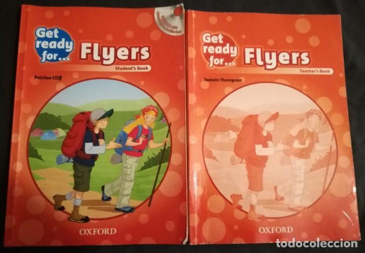 GET READY FOR FLYERS STUDENT'S BOOK + TEACHER'S BOOK (Libros de Segunda Mano - Cursos de Idiomas)