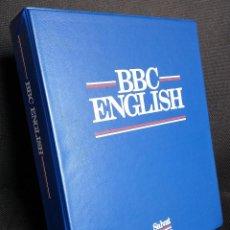 Libros de segunda mano: CURSO DE INGLES BBC ENGLISH - ALBUM Nº 7. Lote 191788375