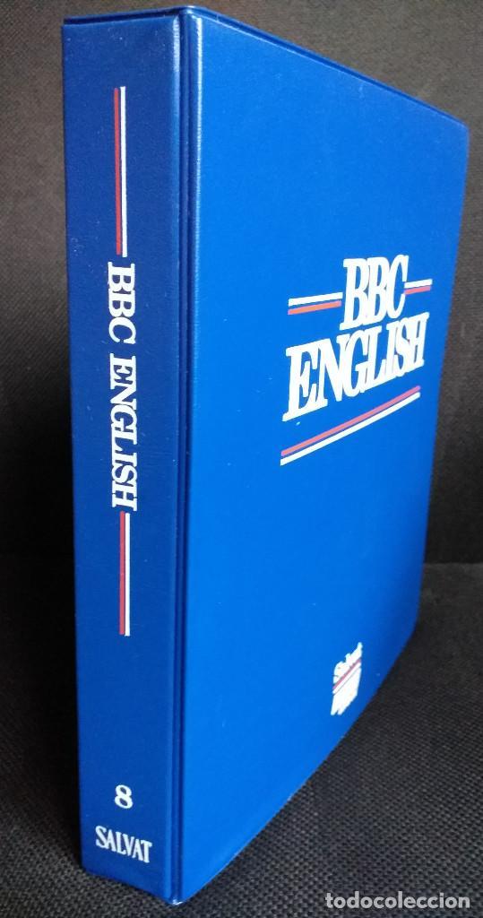 CURSO DE INGLES BBC ENGLISH - ALBUM Nº 8 (Libros de Segunda Mano - Cursos de Idiomas)