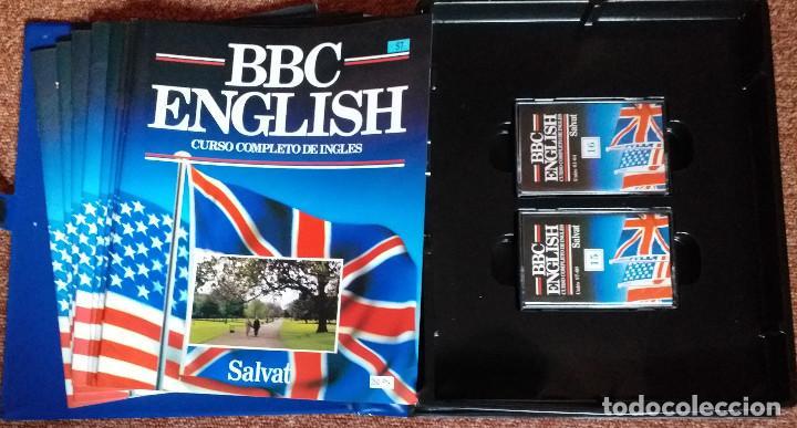 Libros de segunda mano: CURSO DE INGLES BBC ENGLISH - ALBUM Nº 8 - Foto 2 - 191788457