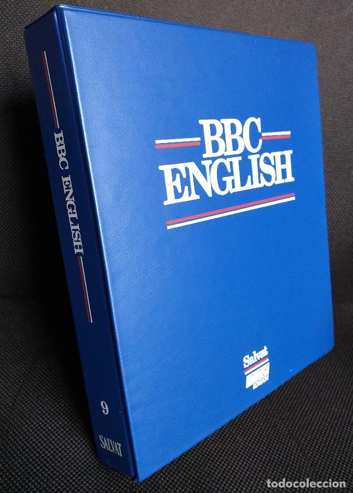 CURSO DE INGLES BBC ENGLISH - ALBUM Nº 9 (Libros de Segunda Mano - Cursos de Idiomas)