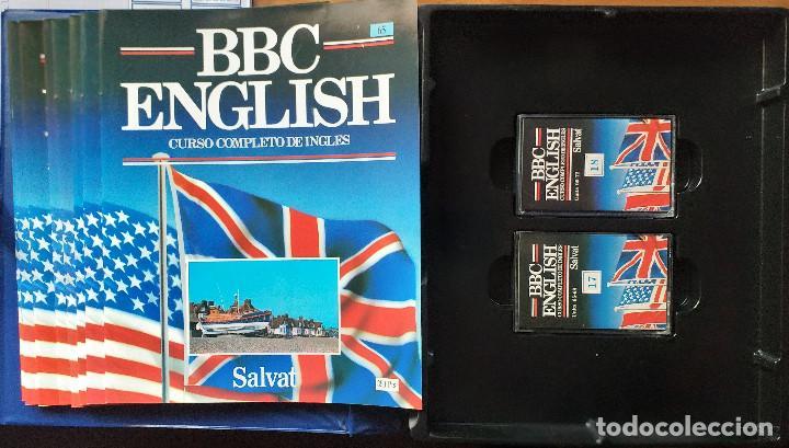Libros de segunda mano: CURSO DE INGLES BBC ENGLISH - ALBUM Nº 9 - Foto 2 - 191788538