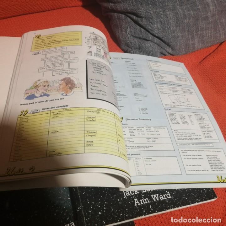 Libros de segunda mano: LIBROS NEW DIMENSIONS I y II STUDENTS BOOK Y NEW DIMENSIONS WORKBOOK - Foto 2 - 194645918