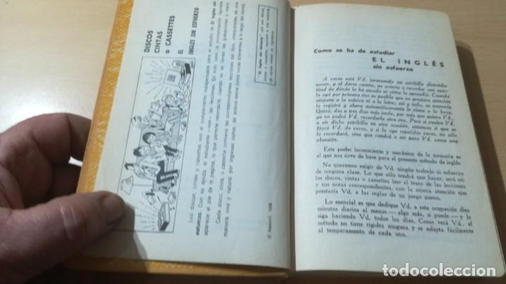 Libros de segunda mano: EL INGLES SIN ESFUERZO - ASSIMIL - A CHEREL / H302 - Foto 5 - 194780623