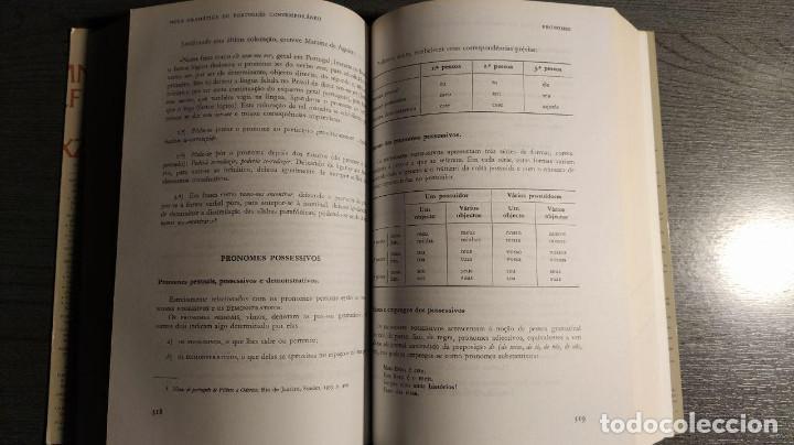 Libros de segunda mano: Nova gramatica do português contemporâneo Celso Cunha, Lindley Cintra Ediçôes Joâo Sâ Costa - Foto 3 - 194895607