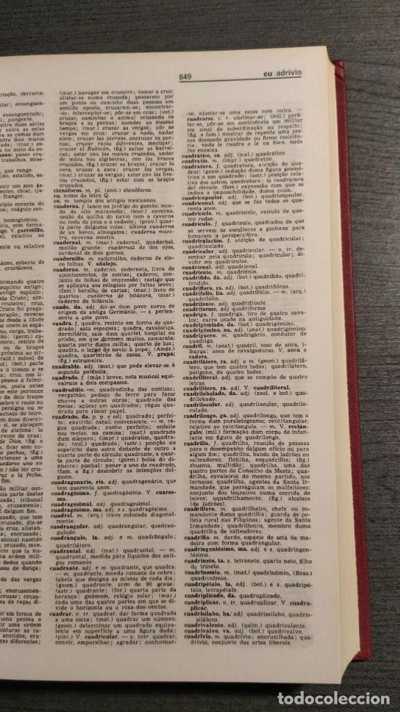 Libros de segunda mano: DICCIONARIO ESPAÑOL PORTUGUES - PORTUGUES ESPAÑOL Editorial Ramon Sopena - Foto 3 - 194896958