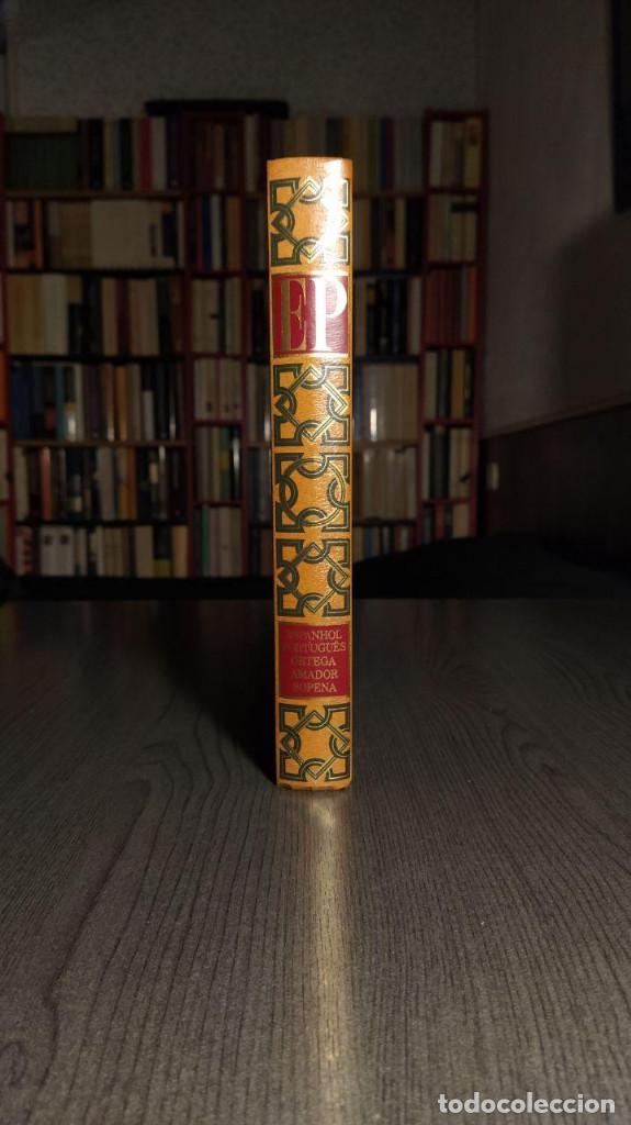 Libros de segunda mano: DICCIONARIO ESPAÑOL PORTUGUES - PORTUGUES ESPAÑOL Editorial Ramon Sopena - Foto 5 - 194896958