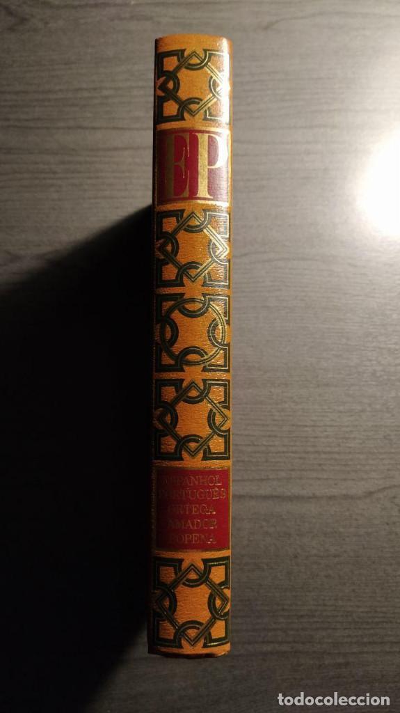 Libros de segunda mano: DICCIONARIO ESPAÑOL PORTUGUES - PORTUGUES ESPAÑOL Editorial Ramon Sopena - Foto 9 - 194896958