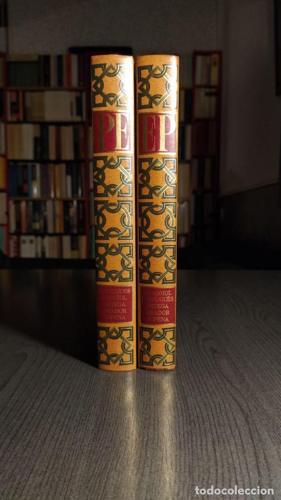 Libros de segunda mano: DICCIONARIO ESPAÑOL PORTUGUES - PORTUGUES ESPAÑOL Editorial Ramon Sopena - Foto 11 - 194896958