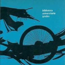 Libros de segunda mano: BIBLIOTECA UNIVERSAL GREDOS INTRODUCCION AL LATIN VULGAR VEIKKO VAANANEN . Lote 194915920