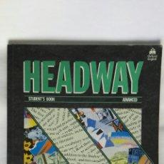 Libros de segunda mano: HEADWAY STUDENT'S BOOK. Lote 195393205