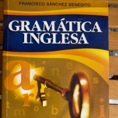 Libros de segunda mano: GRAMÁTICA INGLESA. Lote 195853702
