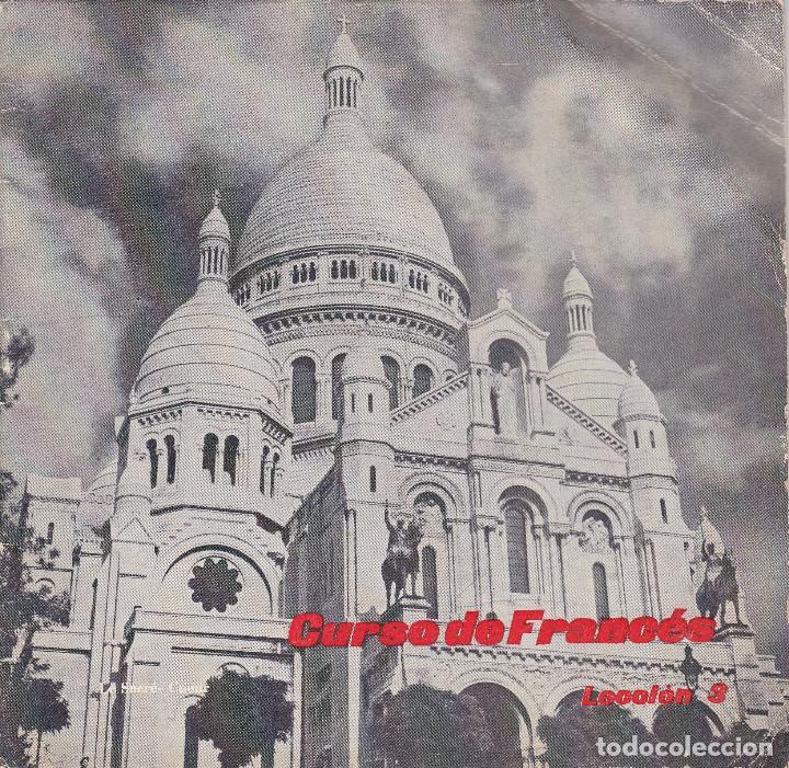 CURSO DE FRANCES, 1963, INSTITUTO INTER, 18 FASCICULOS, CURSO INCOMPLETO FALTAN 1 Y 2 (Libros de Segunda Mano - Cursos de Idiomas)