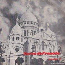 Libros de segunda mano: CURSO DE FRANCES, 1963, INSTITUTO INTER, 18 FASCICULOS, CURSO INCOMPLETO FALTAN 1 Y 2. Lote 196725043