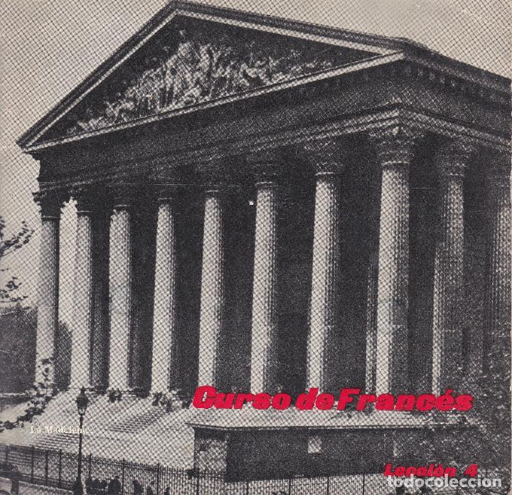 Libros de segunda mano: CURSO DE FRANCES, 1963, INSTITUTO INTER, 18 FASCICULOS, CURSO INCOMPLETO FALTAN 1 Y 2 - Foto 4 - 196725043