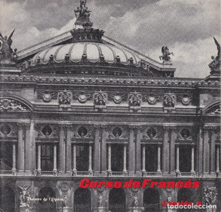 Libros de segunda mano: CURSO DE FRANCES, 1963, INSTITUTO INTER, 18 FASCICULOS, CURSO INCOMPLETO FALTAN 1 Y 2 - Foto 6 - 196725043