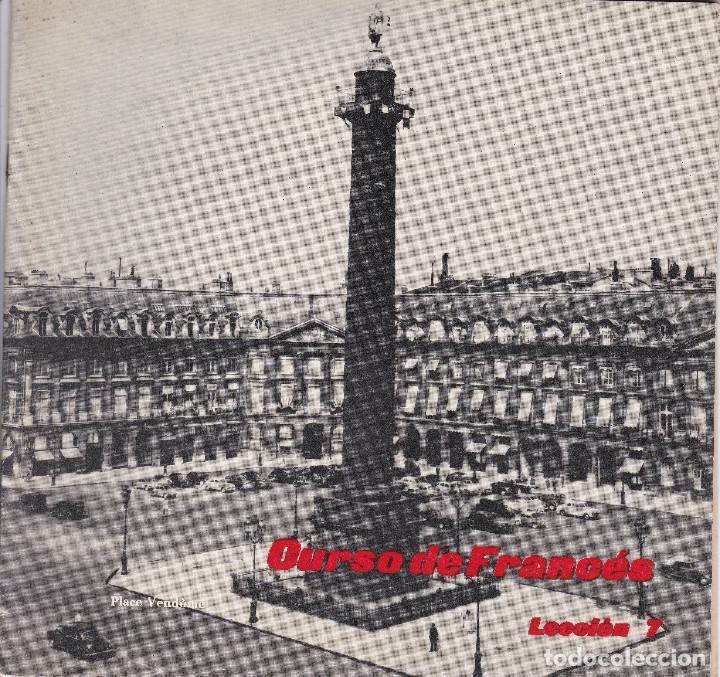 Libros de segunda mano: CURSO DE FRANCES, 1963, INSTITUTO INTER, 18 FASCICULOS, CURSO INCOMPLETO FALTAN 1 Y 2 - Foto 7 - 196725043
