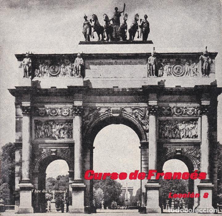 Libros de segunda mano: CURSO DE FRANCES, 1963, INSTITUTO INTER, 18 FASCICULOS, CURSO INCOMPLETO FALTAN 1 Y 2 - Foto 8 - 196725043