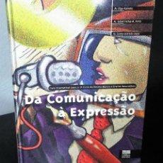 Libros de segunda mano: GRAMÁTICA PRÁTICA DE PORTUGUÊS - DA COMUNICAÇÃO À EXPRESSÃO . Lote 198506552