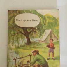 Libros de segunda mano: ONCE UPON A TIME. NISBET, 1951. Lote 198986583