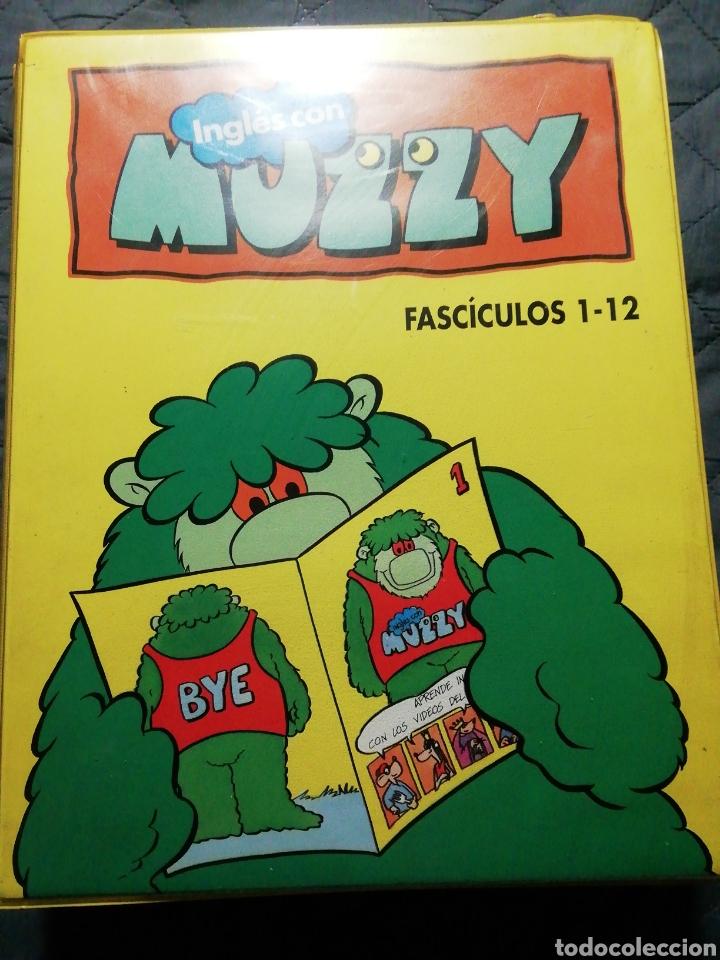 Libros de segunda mano: COLECCIÓN COMPLETA 24 FASCÍCULOS. INGLÉS CON MUZZY. AÑOS 80-90 EGB - Foto 2 - 199863800